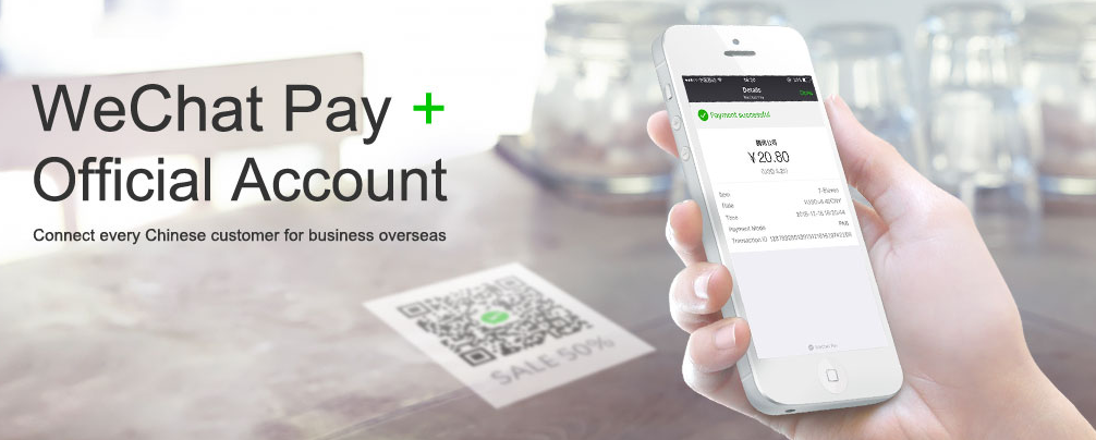 Wechat pay in Nepal