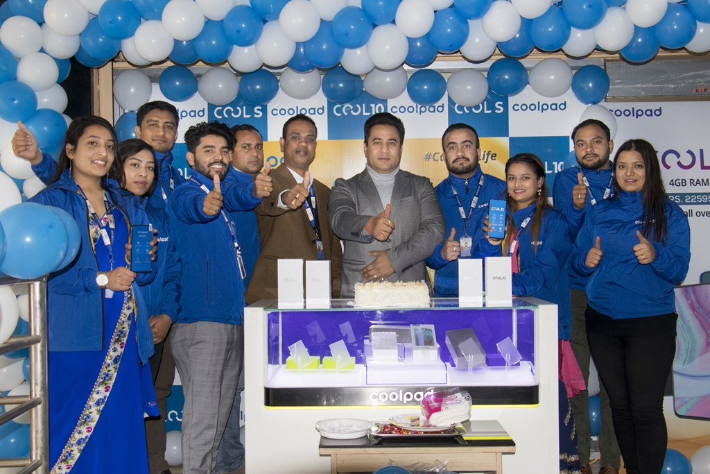 Coolpad Cool S and Cool 10 mobile launched in Nepal