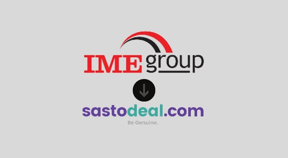 IME group invests on sastodeal ecommerce