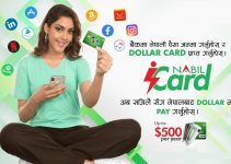 Now You Can Apply For Nabil Bank's Dollar Card Online