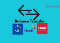 How To Transfer Balance On NTC, Ncell, and Smart Cell?