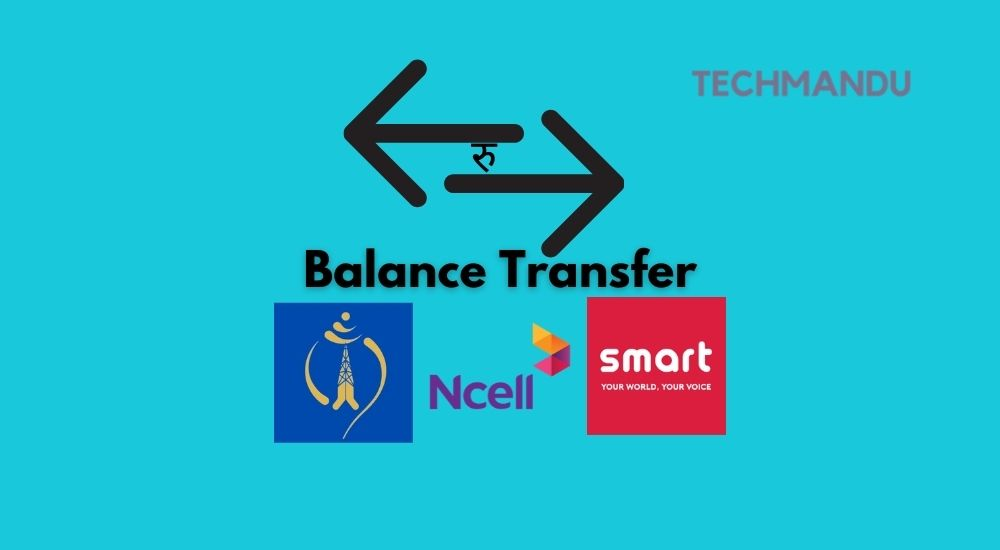 How to Transfer balance in Ntc Ncell Smart Cell