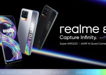 Realme 8 Launched in Nepal With Helio G95 SoC And 64 MP Camera