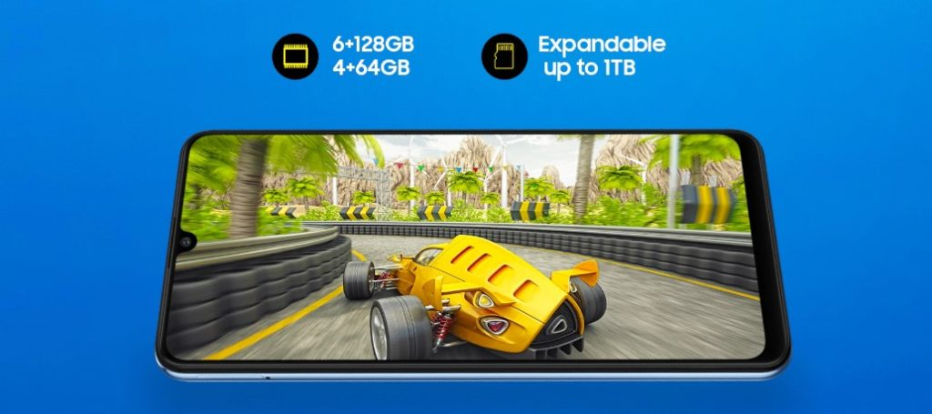Galaxy M32 for gaming