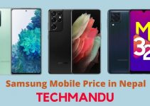 Samsung Mobile Price in Nepal | Latest August 2021 Updated