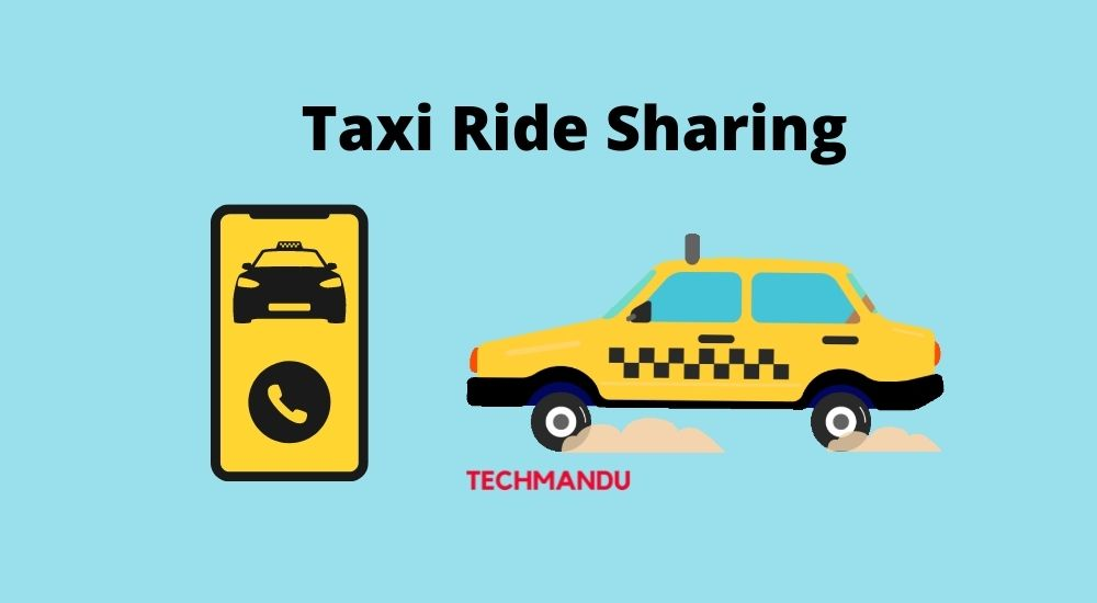 Taxi Ride Sharing service apps