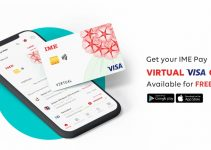 How to Get a Virtual VISA Card With IME PAY?